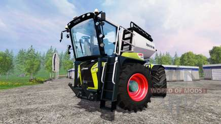 CLAAS Xerion 4000 SaddleTrac v1.6 for Farming Simulator 2015