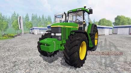 John Deere 7810 [weight] for Farming Simulator 2015