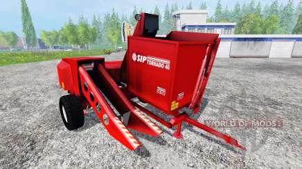 SIP Tornado 40 for Farming Simulator 2015