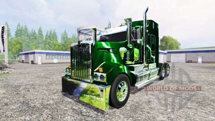 Kenworth T908 [John Deere Service] for Farming Simulator 2015