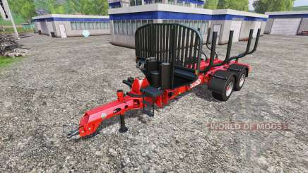 Stepa FH 13 AK for Farming Simulator 2015