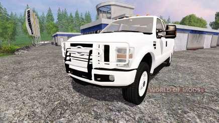 Ford F-350 for Farming Simulator 2015