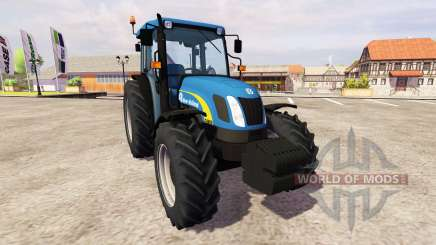 New Holland T4050 FL v2.0 for Farming Simulator 2013