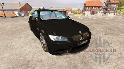 BMW M3 for Farming Simulator 2013
