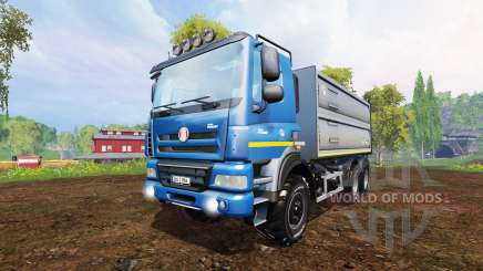 Tatra Phoenix T 158 6x6 Tipper for Farming Simulator 2015