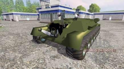T-34 v0.1 for Farming Simulator 2015