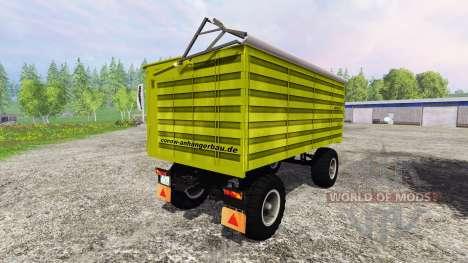 Conow HW 80 for Farming Simulator 2015
