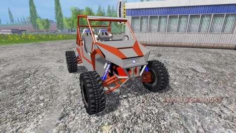 Polaris RZR [wheels] for Farming Simulator 2015