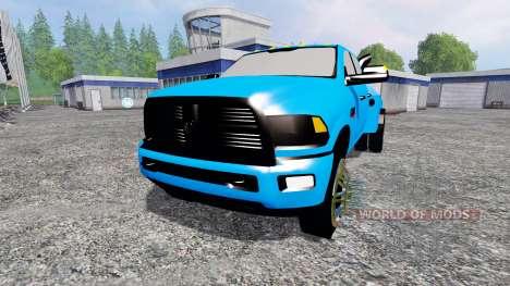 Dodge Ram 3500 [hauler] for Farming Simulator 2015