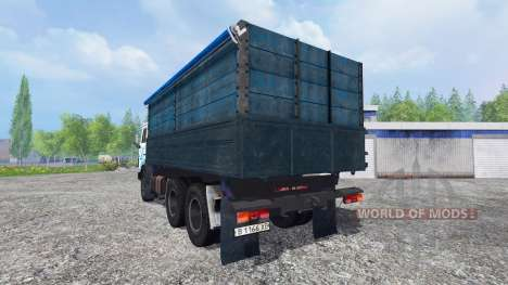 KamAZ-5320 for Farming Simulator 2015