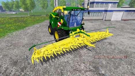 Kemper 390 Plus v1.0 for Farming Simulator 2015