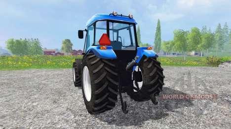 New Holland TD 5050 for Farming Simulator 2015