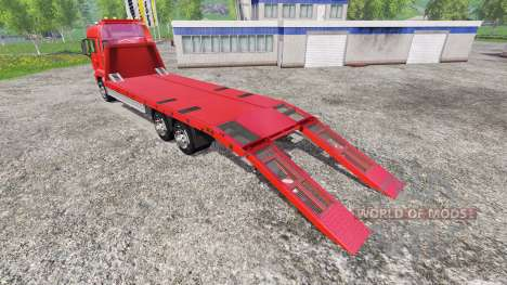 MAN TGS 18.440 [plateau] for Farming Simulator 2015