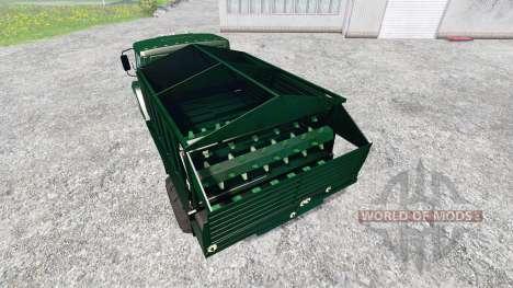 ZIL-45065 v2.0 for Farming Simulator 2015