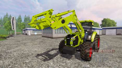 CLAAS Arion 650 FL [ensemble] for Farming Simulator 2015