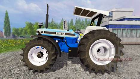 Ford 7610 for Farming Simulator 2015