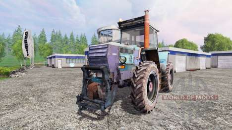 HTZ-16131 v1.2 for Farming Simulator 2015