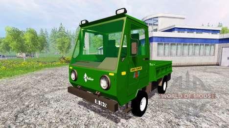 Multicar M25 [camion transport] for Farming Simulator 2015