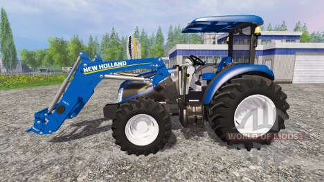 New Holland T4.75 [ensemble] for Farming Simulator 2015