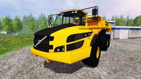 Volvo A40G 2014 for Farming Simulator 2015