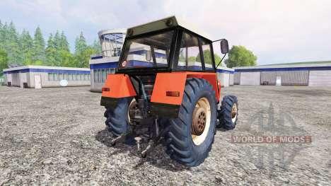 Zetor 8145 for Farming Simulator 2015