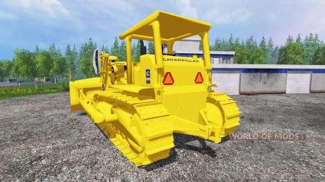 Caterpillar D9G for Farming Simulator 2015