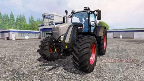 Fendt 927 Vario [black series] for Farming Simulator 2015