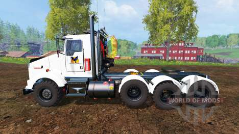 Kenworth T800 v0.96b for Farming Simulator 2015