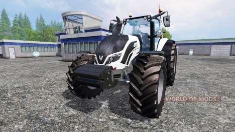 Valtra T4 v1.1 for Farming Simulator 2015
