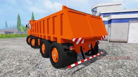 Tatra 813 S1 8x8 for Farming Simulator 2015