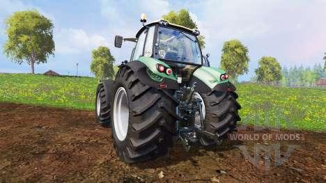 Deutz-Fahr Agrotron 7250 Warrior v8.0 for Farming Simulator 2015