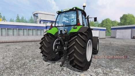 Deutz-Fahr Agrotron 165 for Farming Simulator 2015