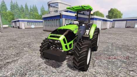 Deutz-Fahr 5250 TTV for Farming Simulator 2015