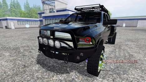 Dodge Ram for Farming Simulator 2015