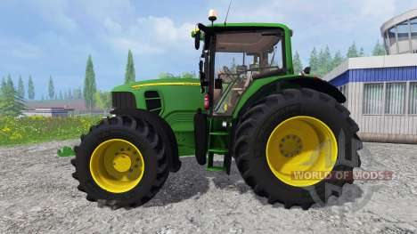 John Deere 7530 Premium v1.0 for Farming Simulator 2015