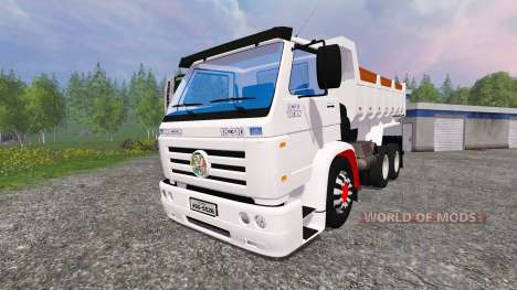 Volkswagen 18-310 [dump truck] for Farming Simulator 2015