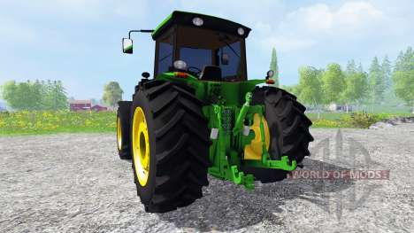 John Deere 7195J for Farming Simulator 2015