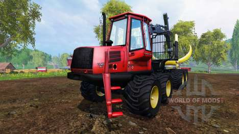 John Deere 1110D [red] for Farming Simulator 2015