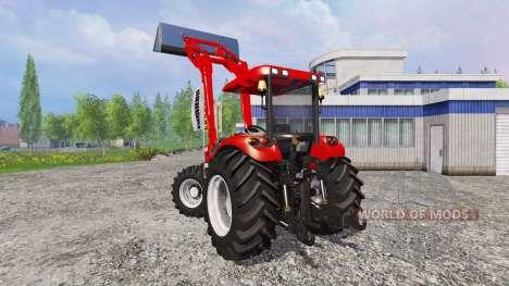Massey Ferguson 5445 FL [ensemble] for Farming Simulator 2015