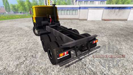 MAZ-5516 [build] v3.0 for Farming Simulator 2015