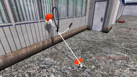 Stihl FS 80 for Farming Simulator 2015