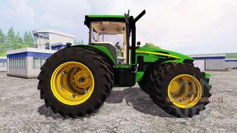John Deere 7730 v2.0 for Farming Simulator 2015