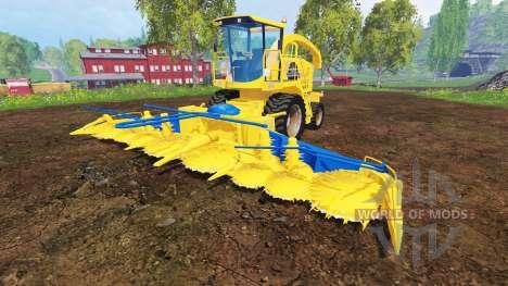 New Holland FX48 v1.1 for Farming Simulator 2015