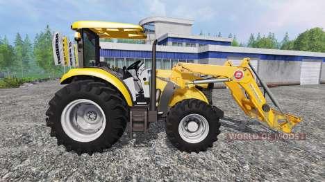 Challenger MT 495D v3.0 for Farming Simulator 2015