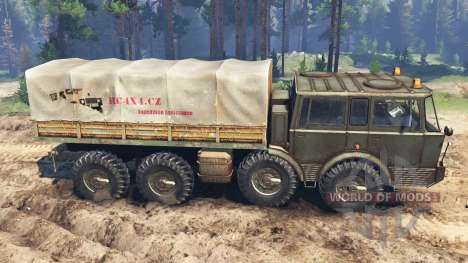 Tatra 813 KOLOS [03.03.16] for Spin Tires