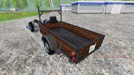 BCS 127 v1.0 for Farming Simulator 2015
