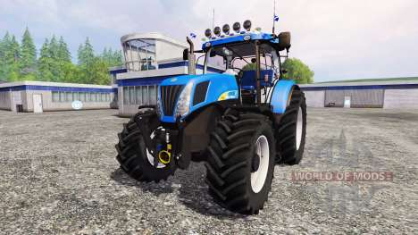 New Holland T7050 for Farming Simulator 2015