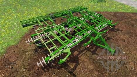 John Deere Grubber for Farming Simulator 2015
