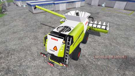 CLAAS Lexion 780 v1.4.1 for Farming Simulator 2015