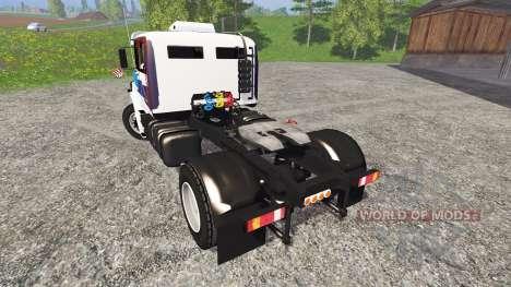 Mercedes-Benz 1934 4x2 for Farming Simulator 2015